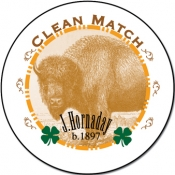 Clean Match Badge