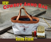 Custom Print Canvas Ammo Bag