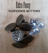 Suspender Button Kit Extra Fancy